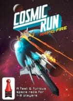 Cosmic Run Rapid Fire Box art 2