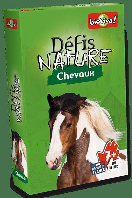 Defis Nature chevaux-Bioviva-Couv-Jeu de societe-ludovox