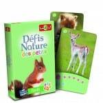 Defis Nature des Petits-Foret-Bioviva-Materiel-Jeu de societe-ludovox