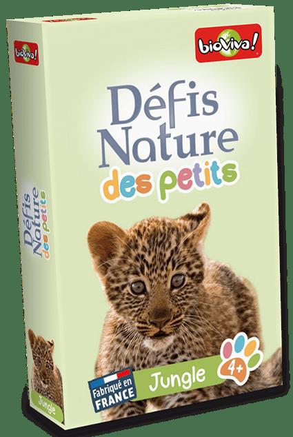 Defis Nature des Petits-Jungle-Bioviva-Couv-Jeu de societe-ludovox