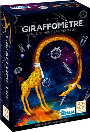 Giraffomètre boite