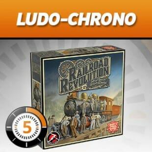 LUDOCHRONO – Railroad Revolution