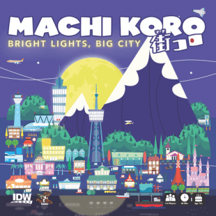 Machi Koro – Bright Lights, Big City