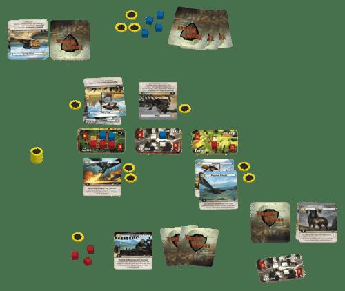 Twelve Heroes jeu game catch up