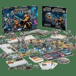 Warhammer Quest Silver Tower-games workshop-Materiel-Jeu de societe-ludovox