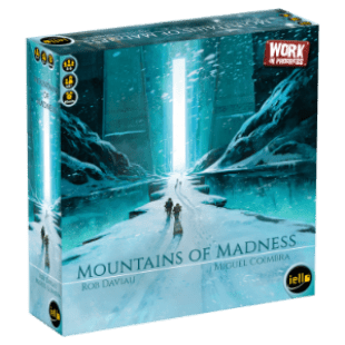 Les Montagnes Hallucinées : Le jeu qui rend fou..