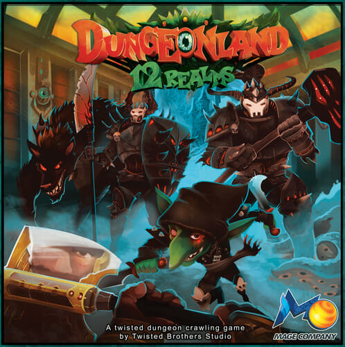 12 Realms Dungeonland box