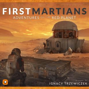 First Martians, Premiers pas sur Mars…