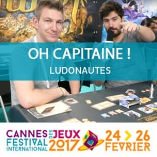 CANNES 2017 – Oh capitaine !
