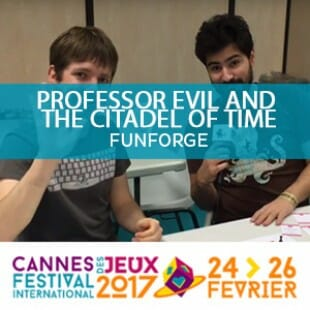 CANNES 2017 – Professor Evil and the Citadel of Time