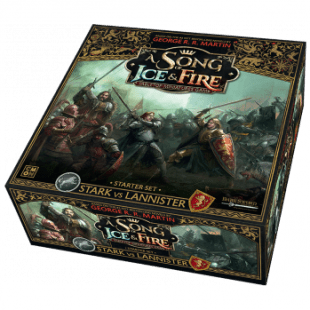 Le test de A Song of Ice & Fire: Tabletop Miniatures Game – Stark vs Lannister Starter Set