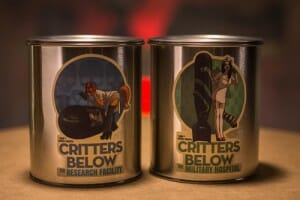 Critters below-boites