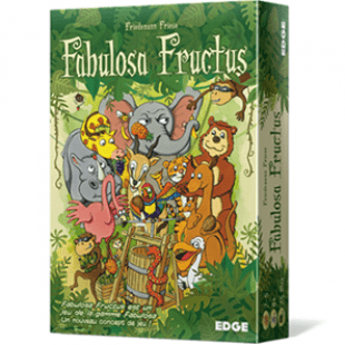 Fabled fruits arrive en France sous le nom de Fabulosa Fructus