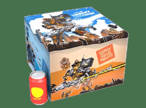 GKR Heavy Hitters box