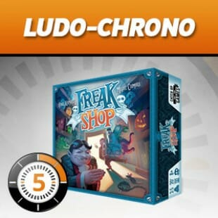 LUDOCHRONO – Freak shop