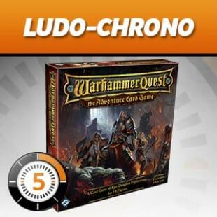LUDOCHRONO – Warhammer quest