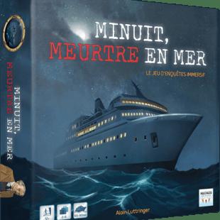 Le test de Minuit, meurtre en mer