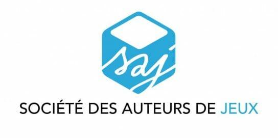 SAJ Logo ludovox société des auteurs de jeux