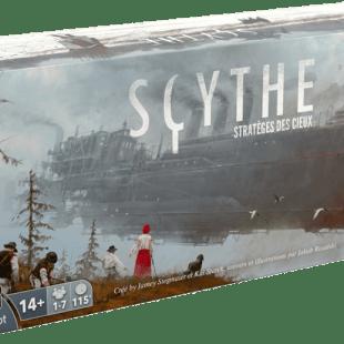 Scythe – Stratèges des cieux