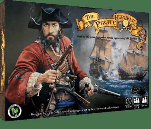 The Pirate Republic-ludovox-jeu-de-societe