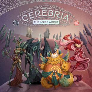 Cerebria, the Inside World