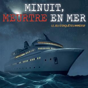 Qui est derrière Multifaces Editions ? [Minuit, meurtre en mer] Interview