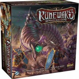 Le test de Runewars le jeu de figurines