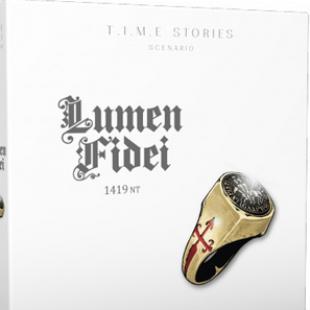 Time Stories, Lumen Fidei le 19 Mai