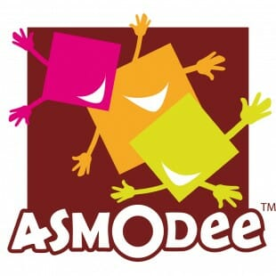 Journée pro Asmodée : du jeu en masse !