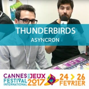 CANNES 2017 – Thunderbirds