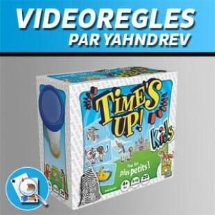 Vidéorègles – Time's Up Kids