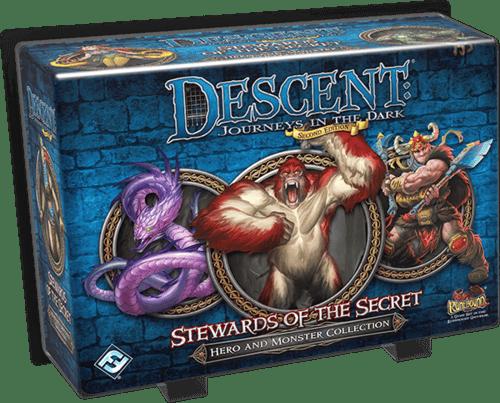 Descent Stewards of the secret-EDGE-Couv-Jeu de societe-ludovox