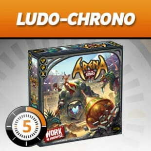 LUDOCHRONO – Arena: For The Gods!