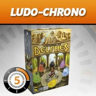 LUDOCHRONO – L'oracle de Delphes