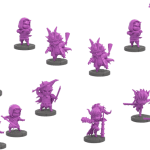 Ninja all stars clan Ijin-EGDE-Materiel-Jeu-de-societe-ludovox