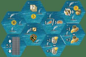 Port tiles