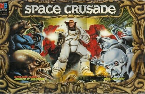 Space Crusade jeu