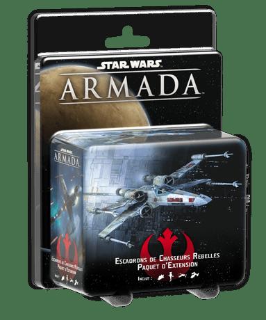 Star wars armada Escadrons de Chasseurs Rebelles-Edge-Couv-Jeu de societe-ludovox