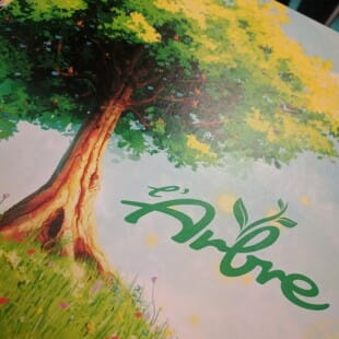 L'arbre, douceur printanière ?
