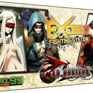 Exceed: Red Horizon – Eva & Kaiden vs. Miska & Lily