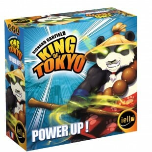 King of Tokyo Power Up (2017)