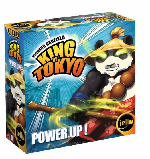 king of power up