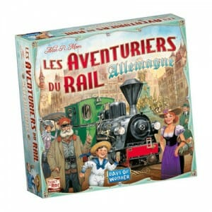 les aventuriers du rail allemagne days of wonder ludovox