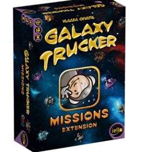 Galaxy Trucker Mission débarque enfin