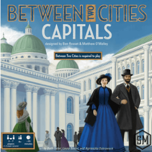 Between 2 Cities, l'extension Capitale