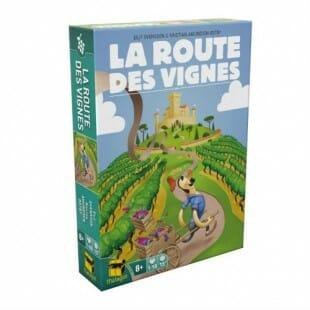 La route des vignes, sur le chemin des vacances