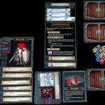 One Deck Dungeon partie en cours