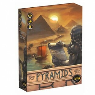 PYRAMIDS : LAISSE PAS TRAINER AMENOPHIS