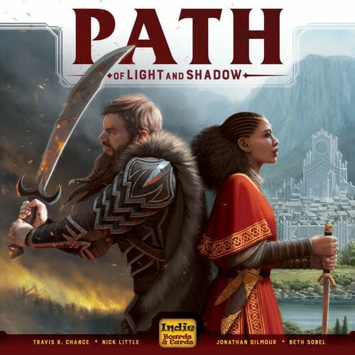 Path of Light and Shadow jeu