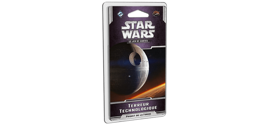 Star Wars JCE Terreur Technologique ludovox